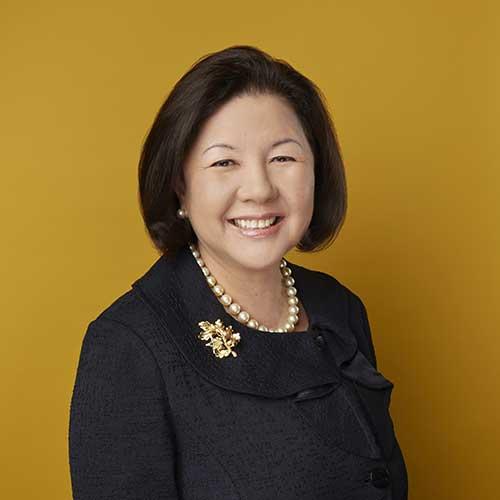 Ms. Irene Hirano Inouye